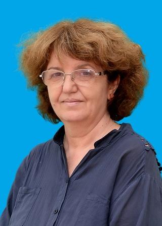 Profesor Dumitra STOICA, grad didactic I