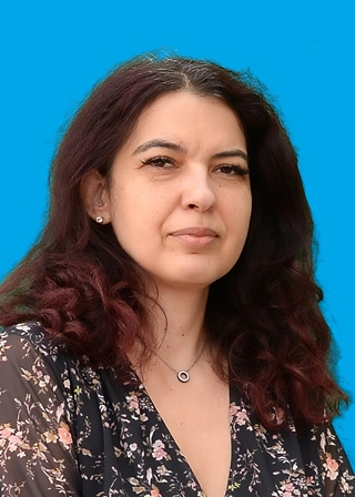Profesor Monica TALIU, grad didactic II