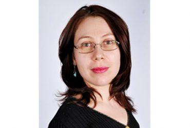 Profesor Elena STICLEA, grad didactic definitiv