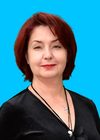 Profesor Mirela Dorina CHIOVEANU, grad didactic I