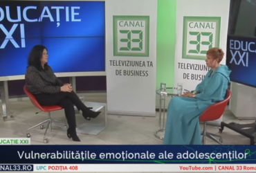 Vulnerabilitățile emoționale ale adolescenților.